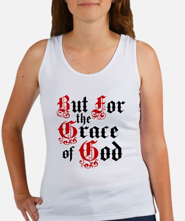 But For The Grace Tank Top