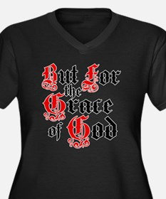 But For The Grace Plus Size T-Shirt