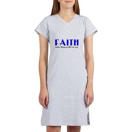 FAITH Women's Nightshirt