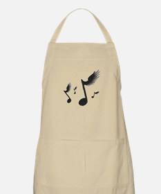 Flying Notes Apron