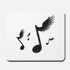 Flying Notes Mousepad