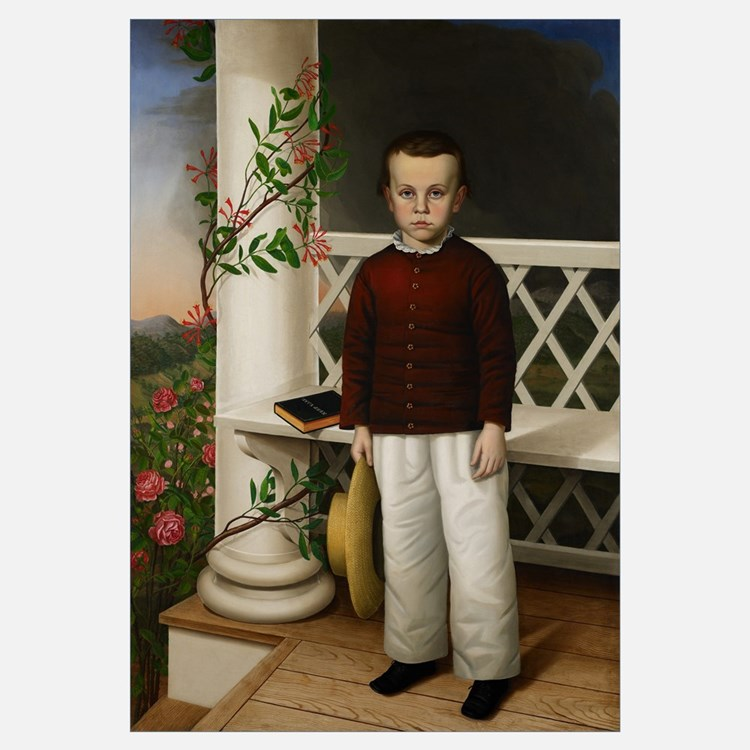 Portrait of a Boy, 1856