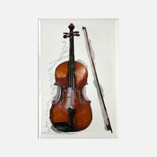 The New Viola Rectangle Magnet