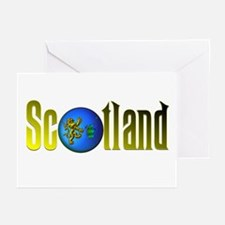 Scotland Greeting Cards (Pk of 10)