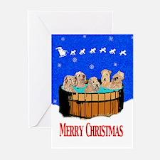 NORTHERN CALIFORNIA CHRISTMAS Cards (Pk of 10)