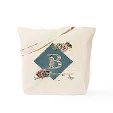 Dreamland Monogram B Tote Bag