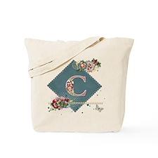 Dreamland Monogram C Tote Bag