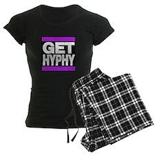 get hyphy lg purple Pajamas