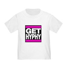 get hyphy lg pink T-Shirt