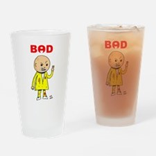 BAD Drinking Glass