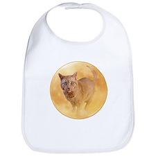 Cat in Moon Bib