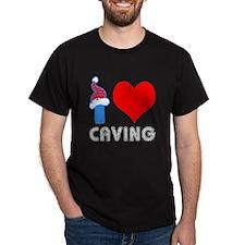 I Love Caving T-Shirt