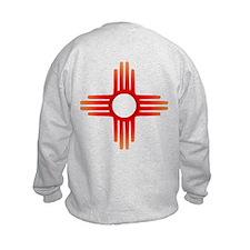 Zia Sun Symbol Sweatshirt