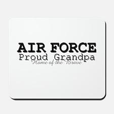 AF Proud Grandpa Mousepad