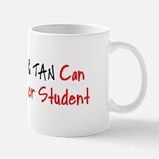 Black & Tan HONOR STUDENT Mug