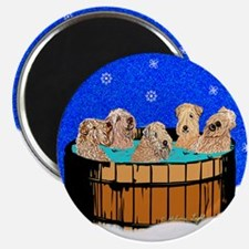 SOFT COATED WHEATEN TERRIER Magnet