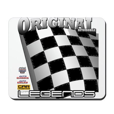 Original Automobile Legends Series Mousepad