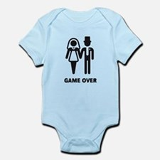 Game Over (Wedding / Marriage) Infant Bodysuit