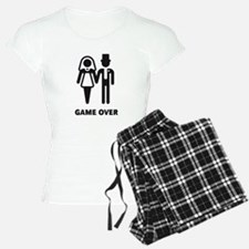 Game Over (Wedding / Marriage) Pajamas