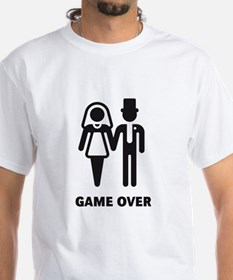 Game Over (Wedding / Marriage) Shirt