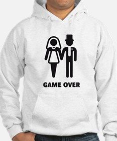 Game Over (Wedding / Marriage) Hoodie