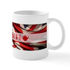British Flag -A14TP Mug