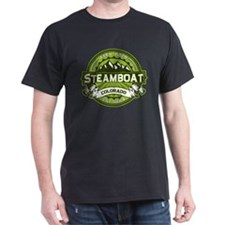Steamboat Green T-Shirt