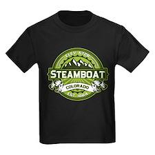 Steamboat Green T