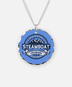 Steamboat Blue Necklace