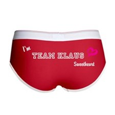 Team Klaus Women's Boy Brief
