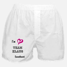 Team Klaus Boxer Shorts