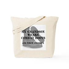 AF Grandpa DCB Grandson Tote Bag