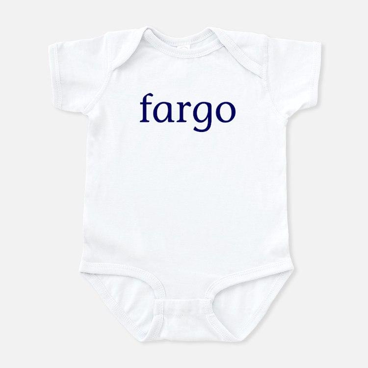 Fargo Infant Bodysuit