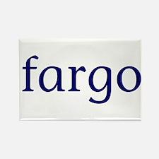 Fargo Rectangle Magnet