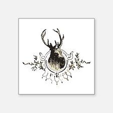 Stag Deer Sticker
