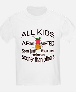 All Kids are Gifted T-Shirt