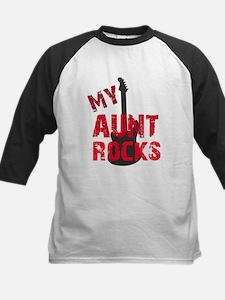 My Aunt Rocks Baseball Jersey