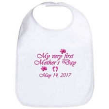 First Mother's Day 2014 Bib