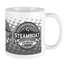 Steamboat Grey Mug