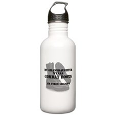 AF Grandpa DCB Grandson Water Bottle