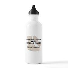AF Grandpa DCB Granddaughter Water Bottle