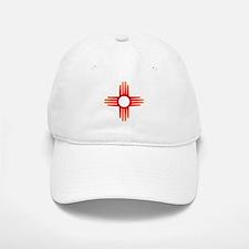 Zia Sun Symbol Baseball Cap