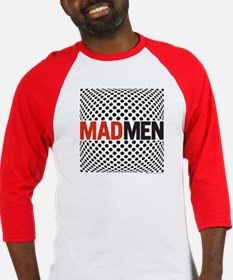 Mad Men Pop Art Baseball Jersey