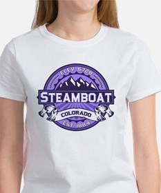 Steamboat Violet Women's T-Shirt