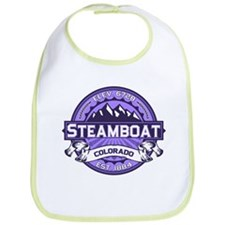 Steamboat Violet Bib