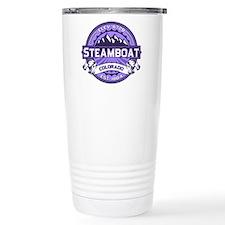 Steamboat Violet Travel Coffee Mug