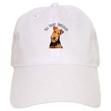 All About Airedales Baseball Baseball Cap