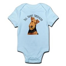 All About Airedales Body Suit