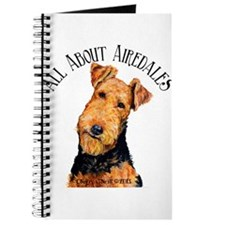 All About Airedales Journal