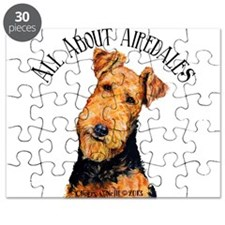 All About Airedales Puzzle